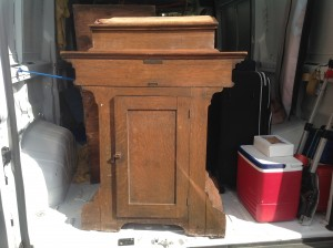church podium 7