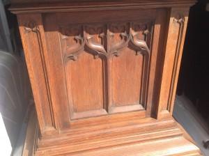 church podium 8