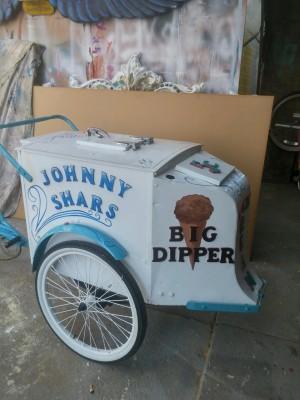 ice cream bike redone