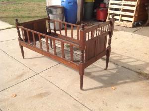 crib antique
