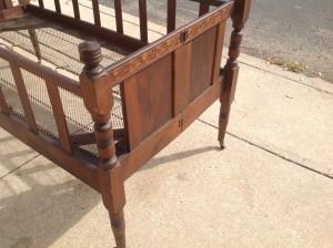crib antique  4