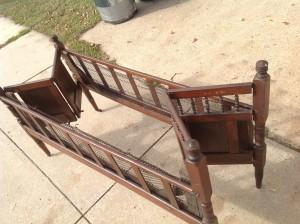 crib antique  7