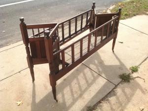 crib antique  8