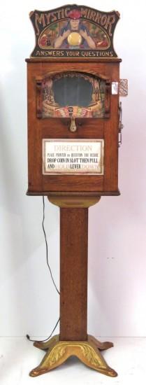 fortune teller mutoscope