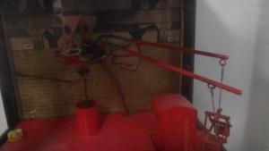 crane iron claw restored 4