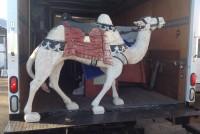 camel statue.  3JPG