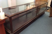 display case 10  foot  7