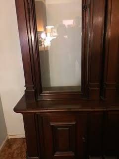 antique store display case huge 12