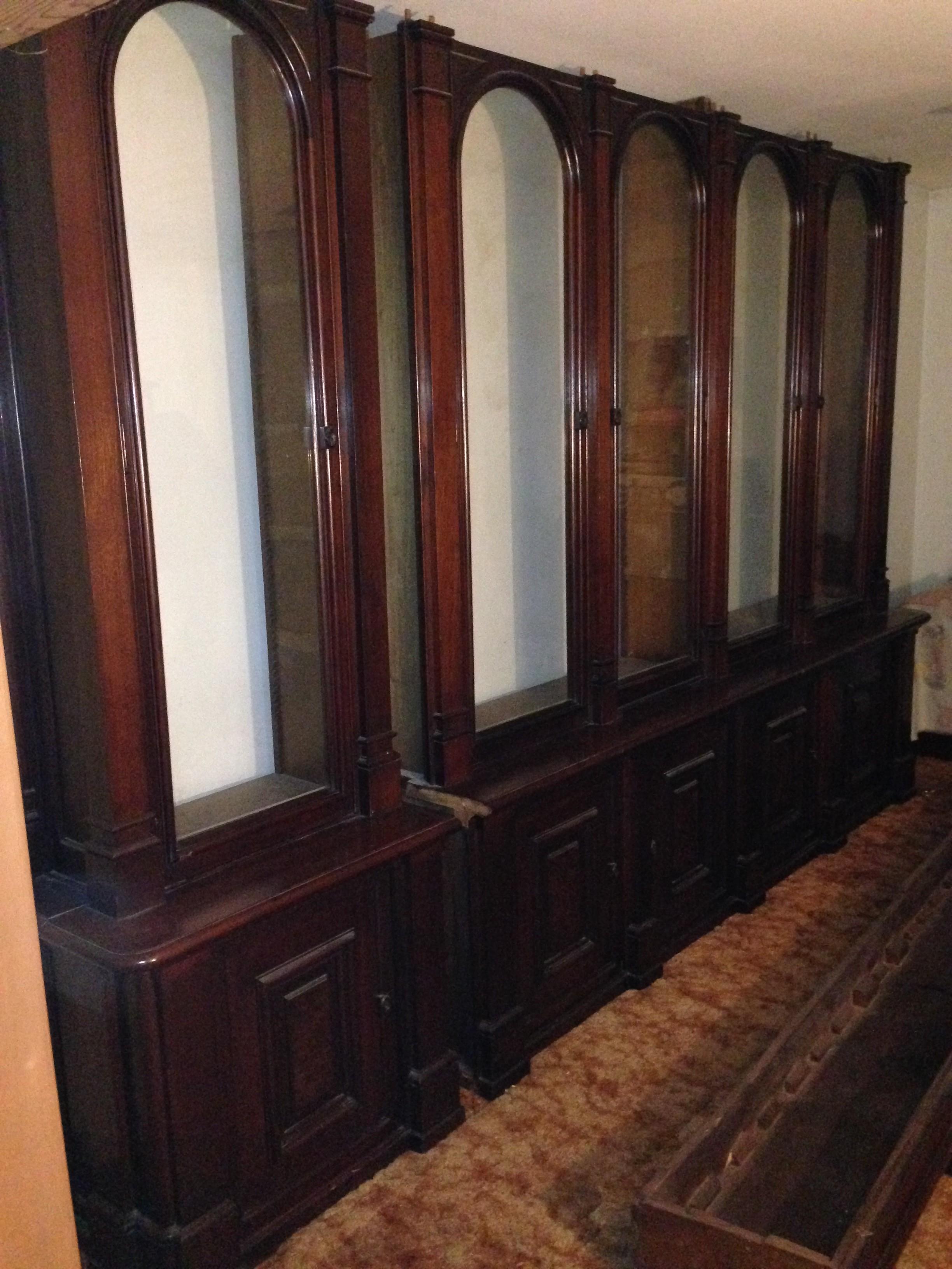 High End Antique Boutique Store Display Cabinet « Obnoxious Antiques