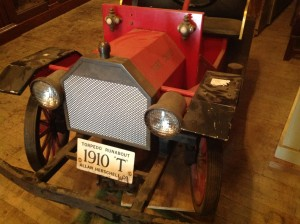 model t amusement firetruck 4