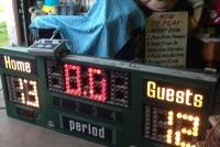 scoreboard  vintage 2