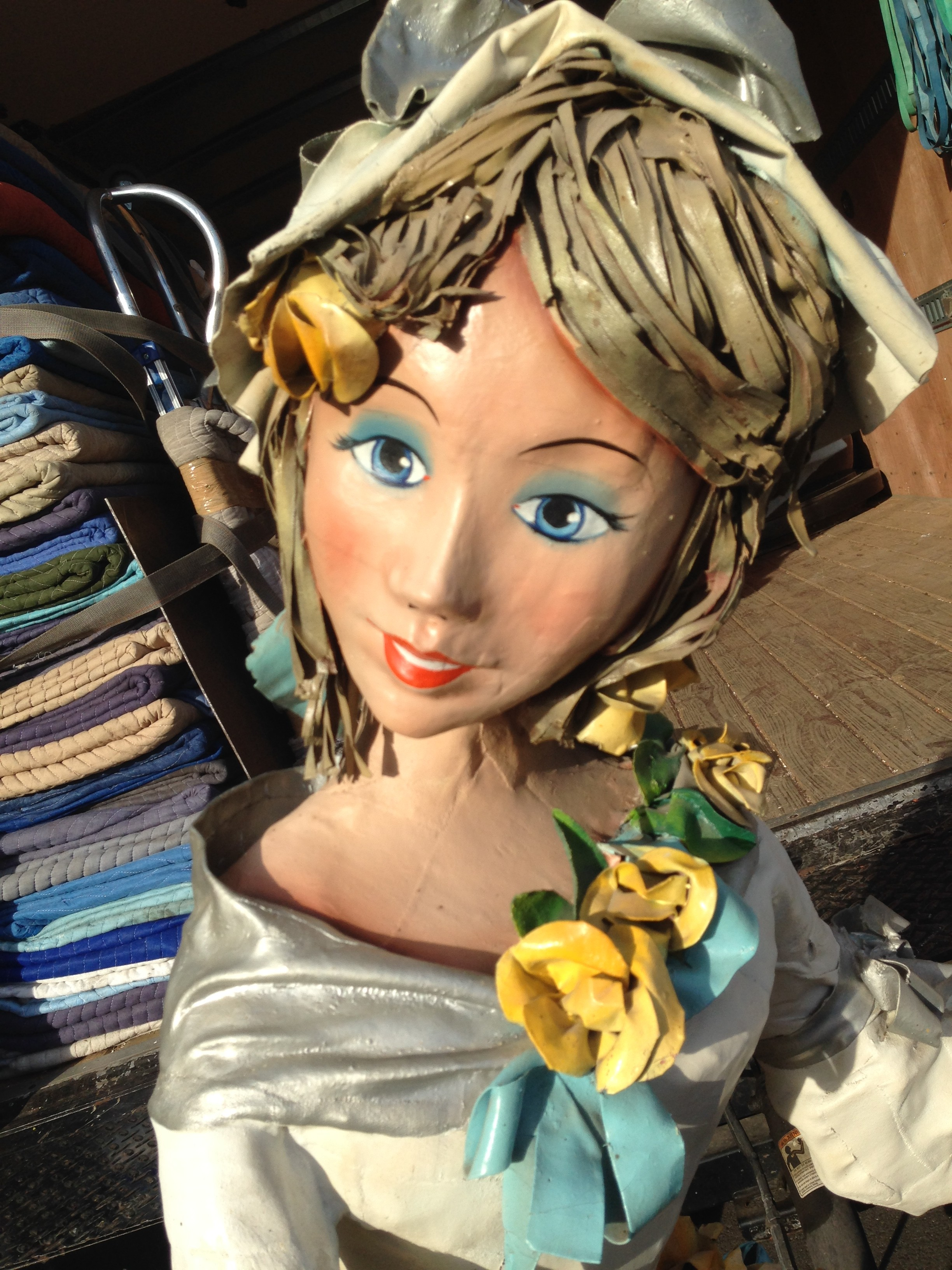 Victorian woman from the danbury fair obnoxious antiques for The danbury