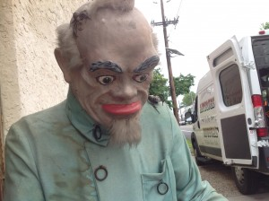 haunted house animated prop mad scincetist 11
