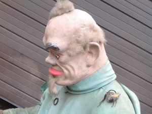 haunted house animated prop mad scincetist 4