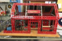 meccano workshop