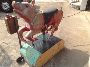 pig ride cion op 7