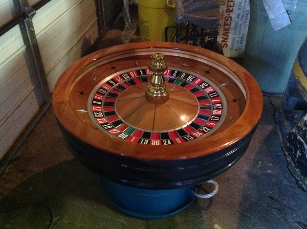 Gambling wheels for sale