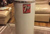trash can 7 up worlds fair