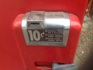 coke machine vendo 81 7