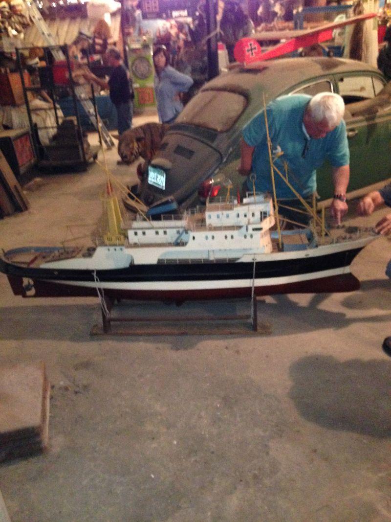 boat working model 4 fl