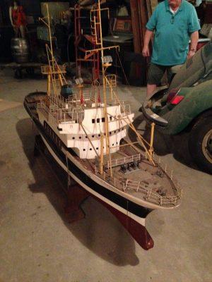 boat working model fl 1