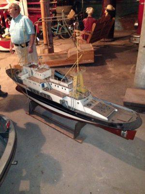 boat working model fl 2