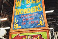 sideshow banner world of wonders