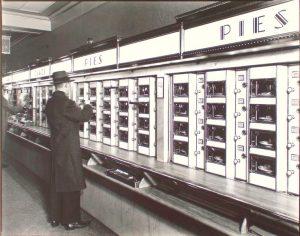Horn & Hardart Automat machine 8