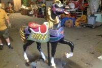 carousel animal horse 1