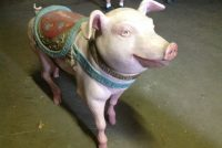carousel animal pig 1