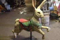 carousel animal rabbit 4