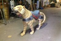 carousel animal tiger 1