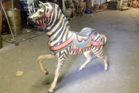 carousel animal zebra 1