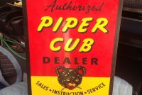 sign piper cub 2