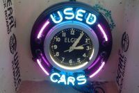 neon used cars clocks 2