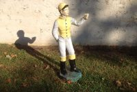 yard jockey yellow 7