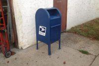 mail box letter corner 2