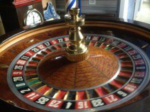 roulette wheel huxley