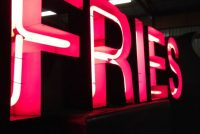 neon fries sign 4