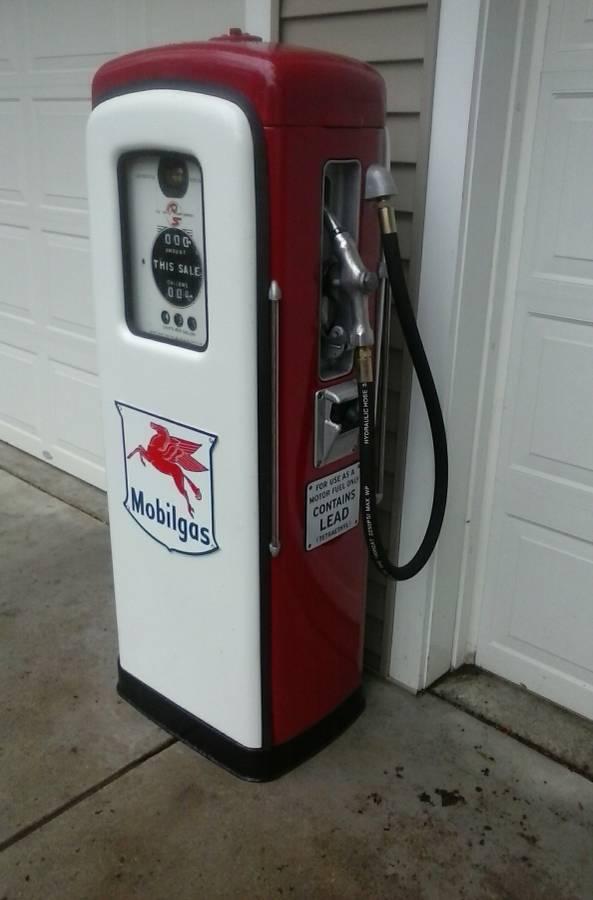 gas pump 2018