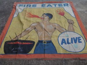 banner 2018 fire eater