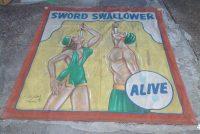banner 2018 sword swallower