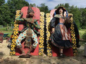 danbury fair giant pair
