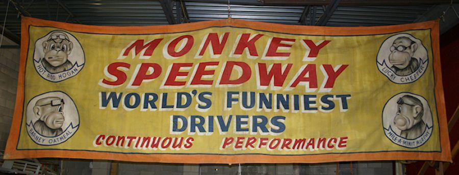monkey speedway