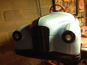 carnival car light blue wv 4