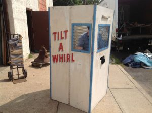 ticket booth titl a wheel 7