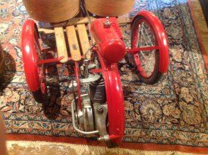 red bug car 14