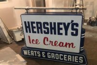 hershey sign double 2