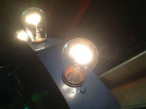 carousel center head light 11