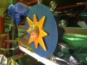 carousel center head light 9